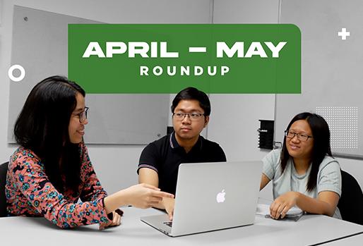 Se vores april - maj opsamling af nyheder og tendenser inden for it og marketing »